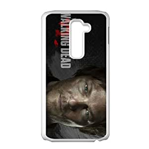 The Walking Dead LG G2 Cell Phone Case White 05Go-421575