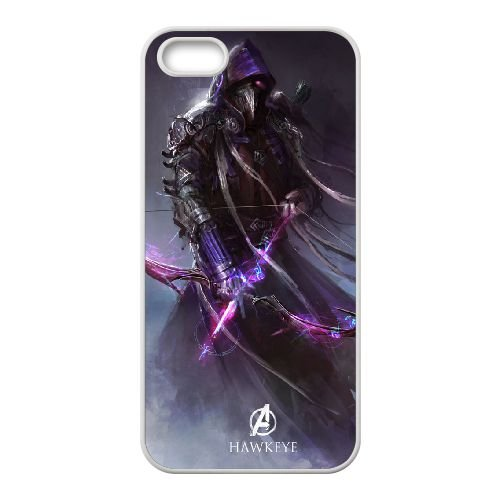 Avengers Age Of Ultron coque iPhone 4 4S Housse Blanc téléphone portable couverture de cas coque EBDOBCKCO12032