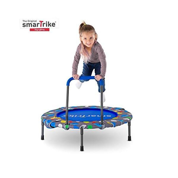 smarTrike - Trampolino Unisex per Bambini 1 spesavip