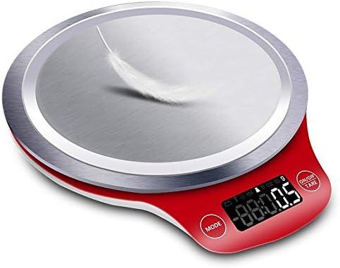 Bilancia da Cucina Digitale Bilancia Da Cucina Lcd Grammo Digitale Metallo Bilancia Elettronica Precisione Mini Cottura Misuratori Per Alimenti 3kg X 0.1g
