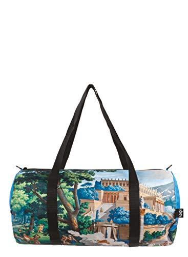 LOQI MAD Weekender Reversible Bag, Landscape & Indian