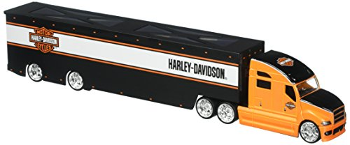 Maisto 1:64 Harley-Davidson Custom Hauler Two-Toned for sale  Delivered anywhere in USA