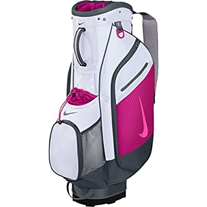 Amazon.com : Nike Womens BG0365-166 Sport Cart III Golf Bag ...