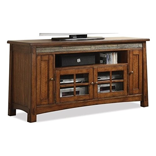Beaumont Lane 62 Inch TV Stand in Americana - Base Tv Inch 62