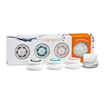 Clarisonic Sonic Cleansing Brush Head Collection