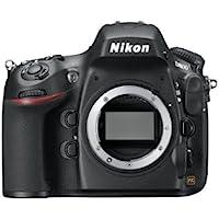 Nikon D800 SLR-Digitalkamera (36 Megapixel, 8 cm (3,2 Zoll) Monitor, LiveView, Full-HD-Video) Gehäuse schwarz
