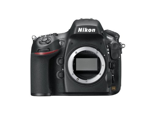 Nikon D800 - Cámara réflex digital de 36.3 Mp (pantalla 3.2