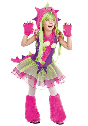 Furocious Lil Creature Girls Costumes - SugarSugar Fur-Ocious Lil Creature Costume