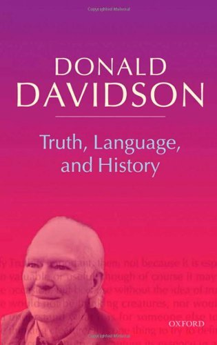 Truth, Language, and History (Philosophical Essays) Pdf