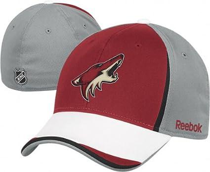5155e7697 Amazon.com   NHL Phoenix Coyotes Draft Flex Fit Cap