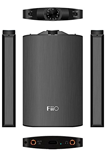 FiiO A3 (E11K E11) Kilimanjaro 2 Portable Headphone Amplifier with Extreme Audio 3.5mm Stereo to RCA Cable by FiiO (Image #5)