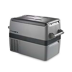 Dometic Waeco Coolfreeze CF 40 - Nevera de compresor portátil, conexiones 12 / 24 / 230 V, 37 litros de capacidad, clasificación energética A+