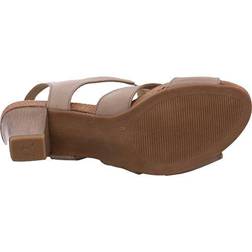 Caprice 9-9-28309-20/358 - Sandalias de Vestir Para Mujer TAUPE WAXY NAP