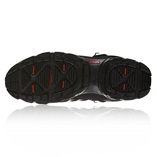 adidas Climawarm Winter Wanderer Geschwindigkeit Climaproof Stiefel - AW17 Grau schwarz