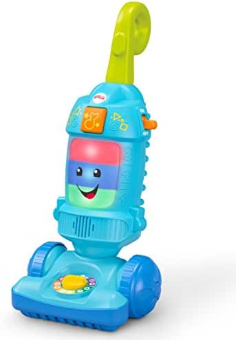 Fisher-Price Laugh & Learn Light-up Learning Vacuum