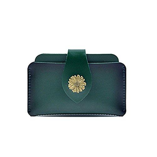 Badiya - Cartera de mano para mujer Mujer, marrón (Marrón) - WW05952BN verde