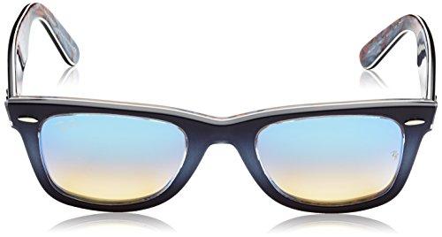 Ban MOD 119840 Grey Blue Sol 50 Grad Multicolor de Unisex Ray mm 2140 Top On Gafas 5dxqvw