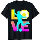 LOVE Soccer Ball T-shirt