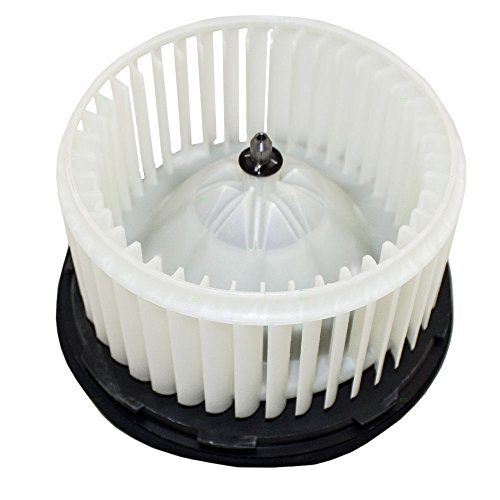 Front Blower Motor Fan Assembly Replacement for Chevrolet Cadillac Hummer GMC Pickup Truck SUV 20760618 ()