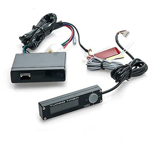 AUA Digital Car Turbo Timer LED Display High Quality Turbo Timer For Car: