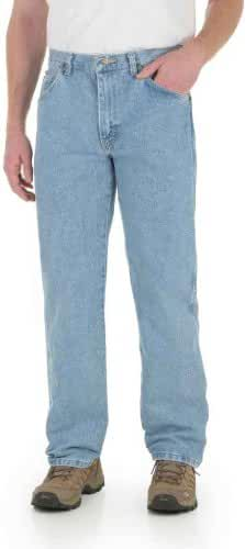 Wrangler 39902RI Wr Rugged- The Wrangler Rugged Jean