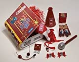 High School Musical Dress Up Yearbook Cheerleader Accessory