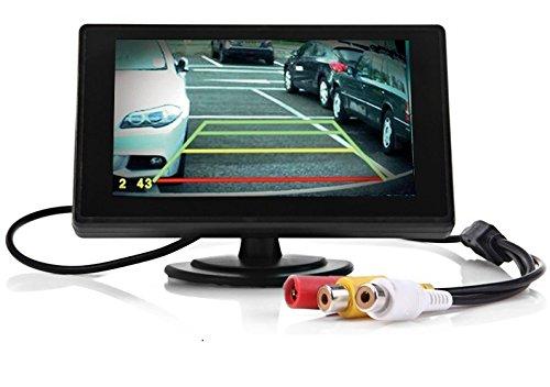 Vocado® 4.3 inch TFT Monitor for Toyota Innova Type 1