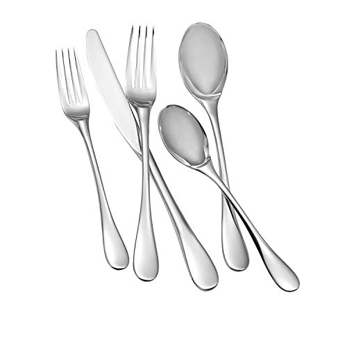 Nambé MT0894 Skye Place Setting, Small, Silver