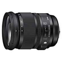 Sigma 635205 24-105mm F 4.0 DG OS HSM Zoom Lens for Sony Alpha Cameras