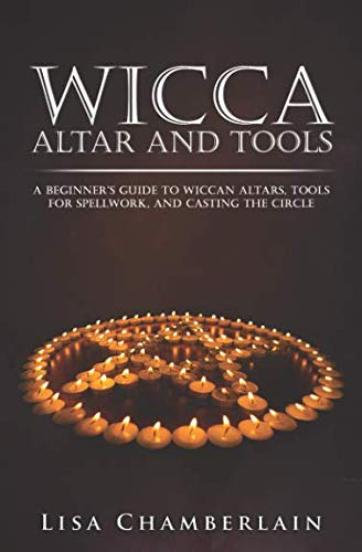 Wicca Altar and Tools: A Beginner