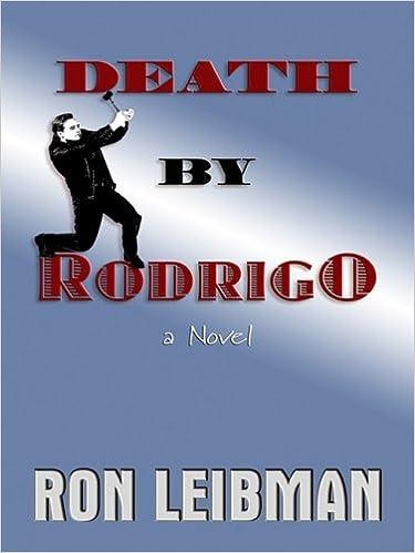 Death by Rodrigo (Thorndike Large Print Laugh Lines): Amazon ...