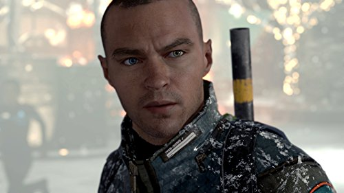 PS4 Detroit: Become Human Premium Edition Detroit Japan Game soft by ソニー・インタラクティブエンタテインメント (Image #3)