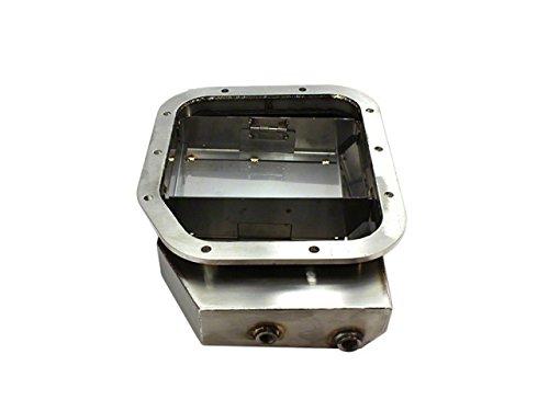 ISR Performance Parts IS-SR-OILP-V2-SS Stainless Steel Oil Pan – Nissan SR20DET S13/S14