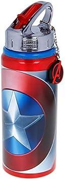 Botella Deportiva Aluminio 710 ML   Avengers Shield Fashion