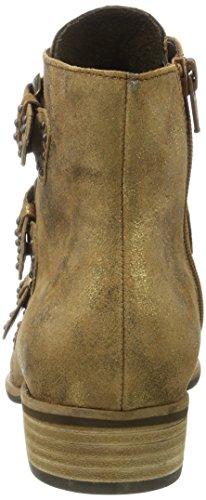 para de 64 Gabor moda Marrón Botas Negro Cobre mujer vq1fEvxd