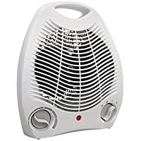 Comfort Zone CZ40 Portable Heater Fan, 4 position rotary switch controls