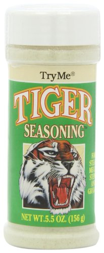 (Try Me Tiger Seasoning, 5.5-Ounce (Pack of 6))