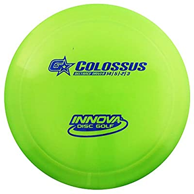 Innova GStar Colossus Distance Driver Golf Disc [Colors may vary]