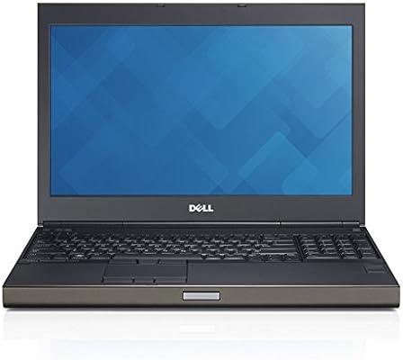 "Dell Precision M4700 15"" Notebook PC - Intel Core i7-3720QM 2.6GHz 8GB 500GB DVDRW Windows 10 Professional (Certified Refurbished)"