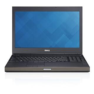 "Dell Precision M4800 15.6"" FHD Ultrapowerful Mobile Workstation Laptop PC, Intel Core i7-4810MQ, 32GB RAM, 1TB Hard Drive, NVIDIA Quadro K2100M, Windows 10 Pro (Renewed)"