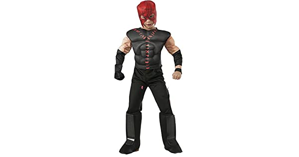 Amazon.com: Rubies disfraz de lujo de Kane de WWE con ...