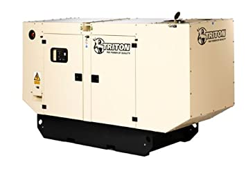 Amazon.com: 100 kW Triton Generador Diesel – EPA Certificado ...