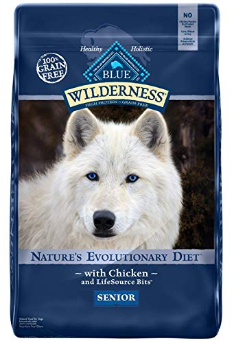 Blue Buffalo Wilderness High Protein Grain Free, Natural Sen