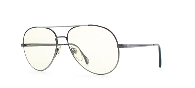 f42f3e1e9b Image Unavailable. Image not available for. Colour  Zeiss 9343 1703 Grey Certified  Vintage Aviator Sunglasses ...