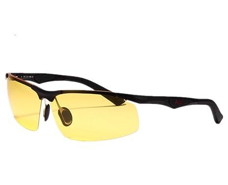 0fb0159299a Amazon.com : Runspeed Men's Fashion HD Night View Vision Driving ...