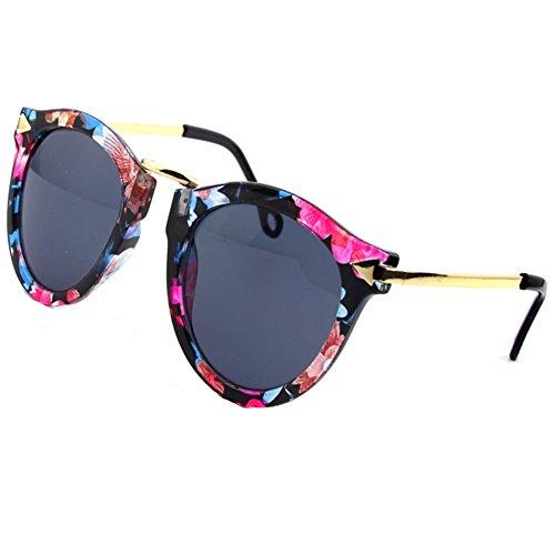 Sumery Luxury Fashion Design Sunglasses Women UV400 (Multicolor,