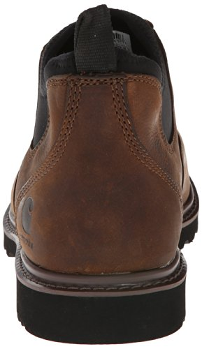 Oil Romeo Dark Waterproof Boot Tanned Bison On Carhartt 4