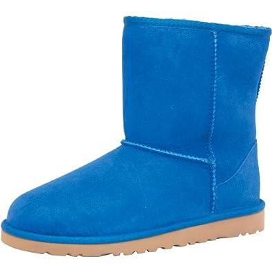botte ugg bleu
