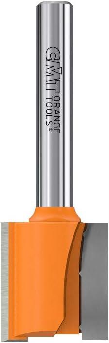 3//4-Inch Diameter 1//4-Inch Shank CMT 811.191.11 Straight Bit Carbide-Tipped