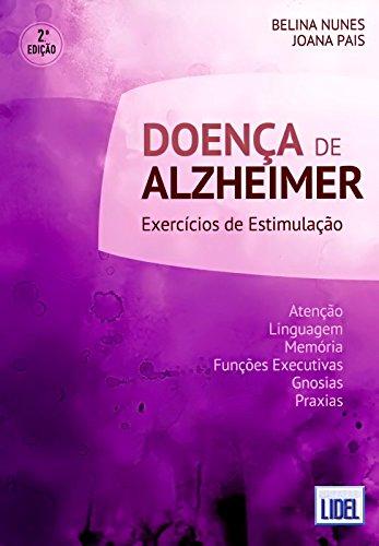 Doença de Alzheimer. Exercícios de Estimulação